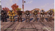 Fallout76 powerarmor locations