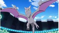 Pokemon lets go old amber aerodactyl