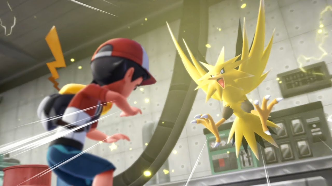 pokemon let's go: how to get to the power plant to catch zapdos