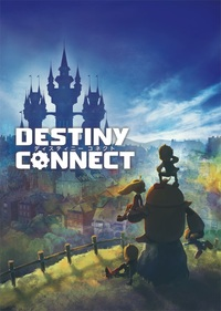 Destiny connect keyart