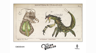 The outer worlds mantisaur