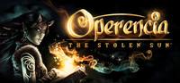 Operencia the stolen sun logoart