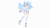 Super neptunia rpg white heart
