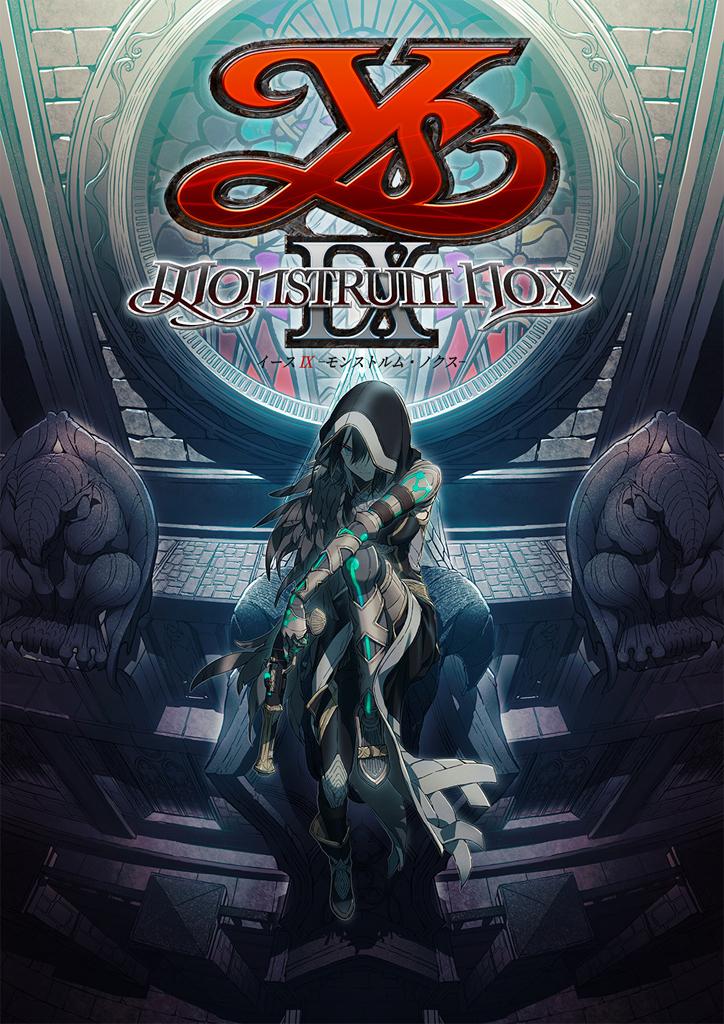 Falcom announces Ys IX: Monstrum Nox, set to release for