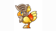 Chocobos mystery dungeon every buddy job knight