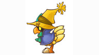 Chocobos mystery dungeon every buddy job black mage