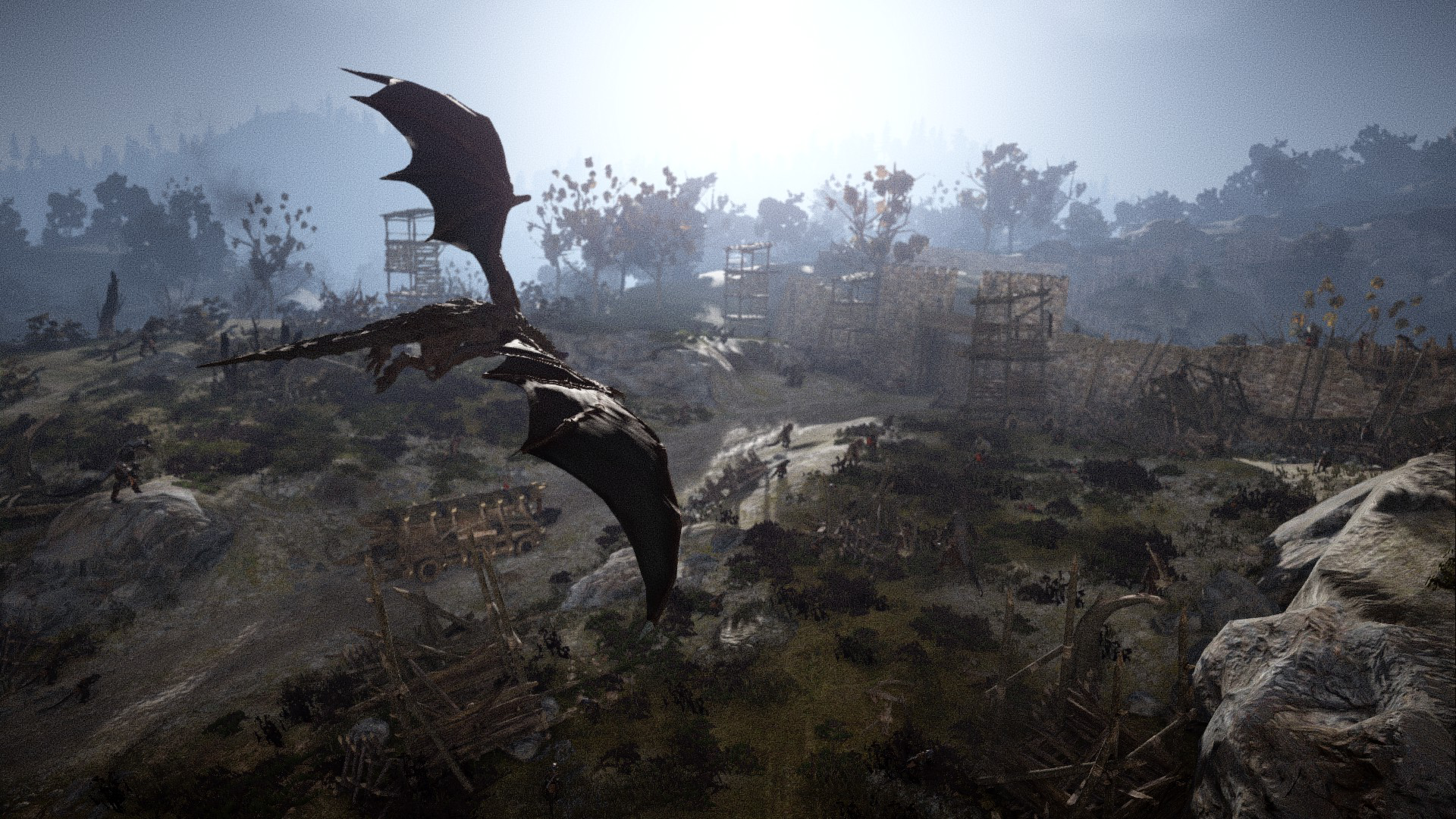 Black Desert releases for Xbox One on March 4; pre-orders