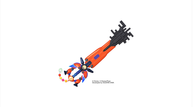 Kingdom hearts iii keyblade big hero 6
