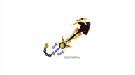 Kingdom hearts iii keyblade hercules