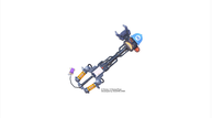 Kingdom hearts iii keyblade monsters inc