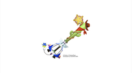 Kingdom hearts iii keyblade toy story