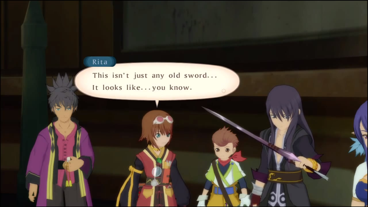 Tales Of Vesperia Fell Arms Guide How To Get The Best Weapons In