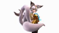 Astel kitsune