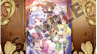 Record of agarest war mariage pc wall sample 03