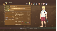 Tales of vesperia flynn short sleeved prince