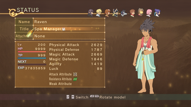 Tales Of Vesperia Costume And Title Guide Every Single Title