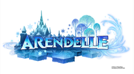 Kingdom hearts iii worldlogo frozen