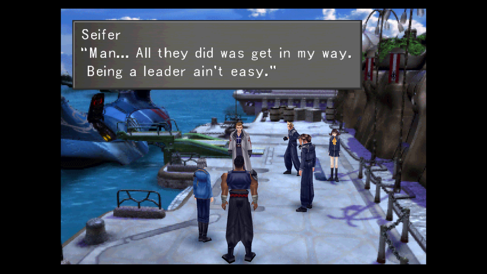 The Legend Of Final Fantasy Viii Review Rpg Site