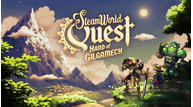 Steamworld quest title screen