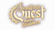 Steamworld quest logo