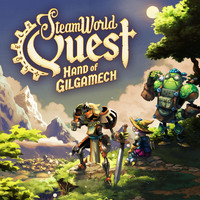 Steamworld quest 1000x1000