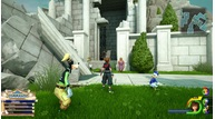 Kingdom hearts 3 golden hercules statue location 3 1