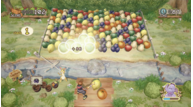 Kingdom hearts 3 pooh fruit mini game