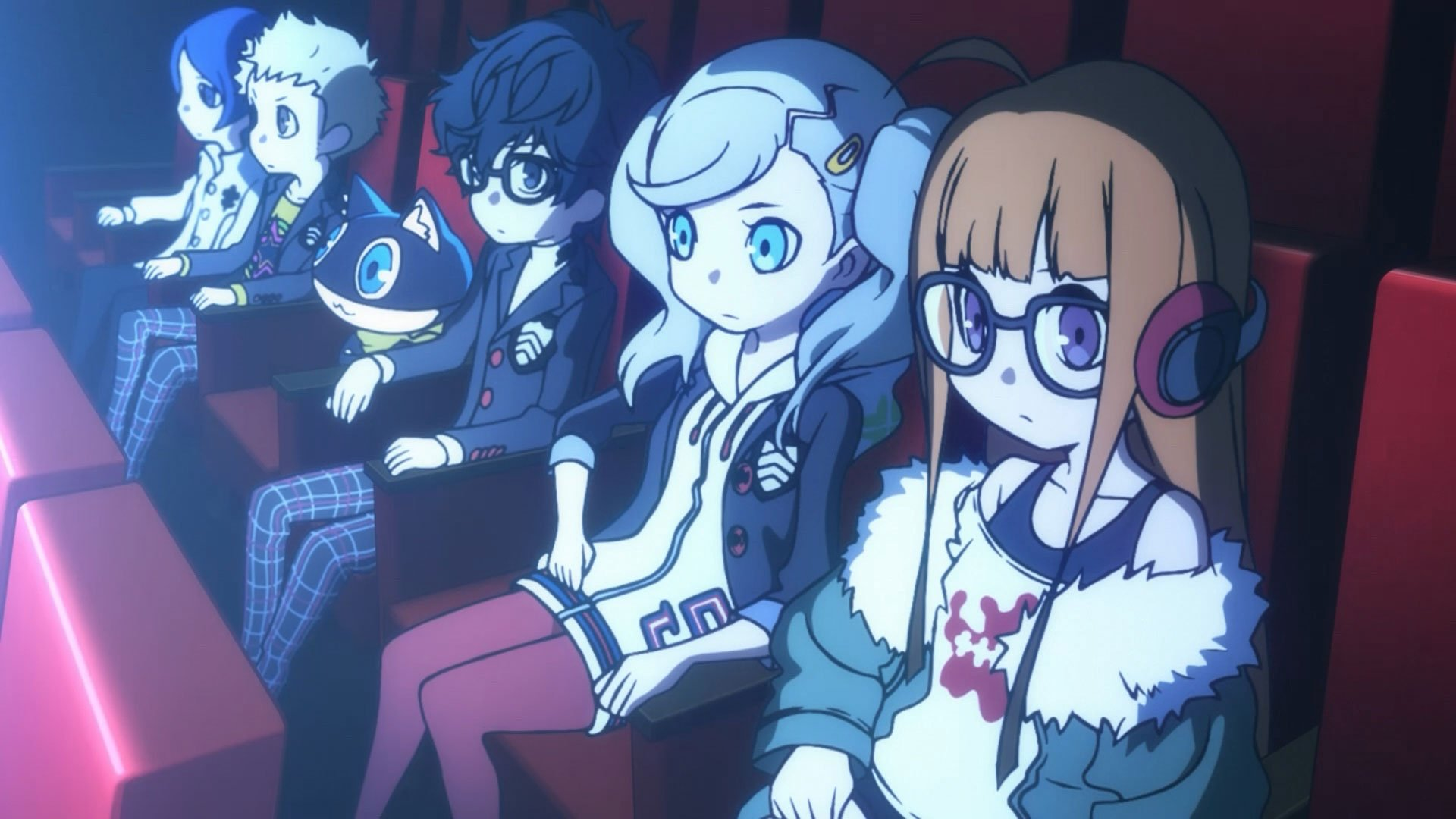 Persona Q2: New Cinema Labyrinth Review | RPG Site