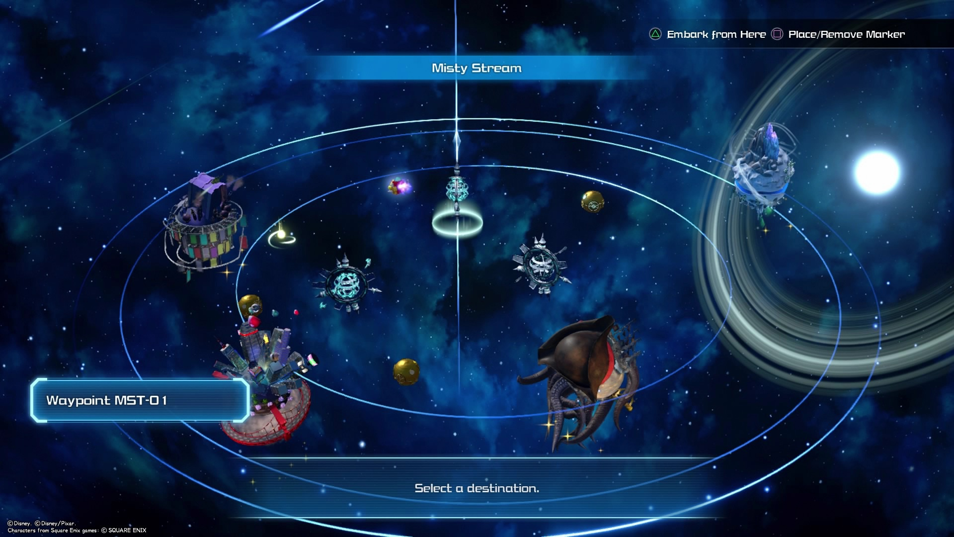 Kingdom Hearts 3 Constellations Guide: Help Unlocking The ...