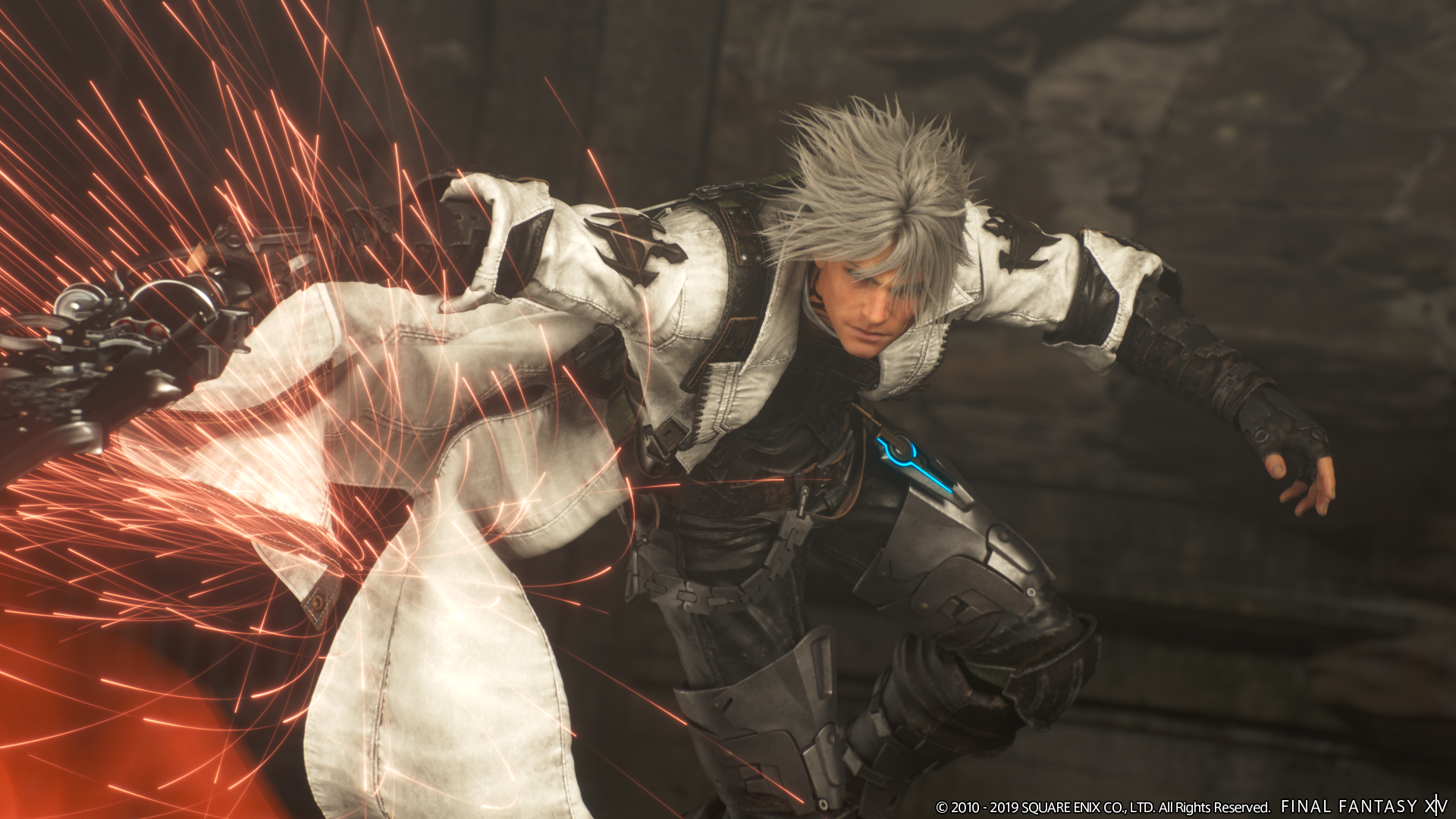 Final Fantasy XIV FanFest shows off new job, playable race