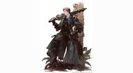 Final fantasy xiv shadowbringers gunbreaker art