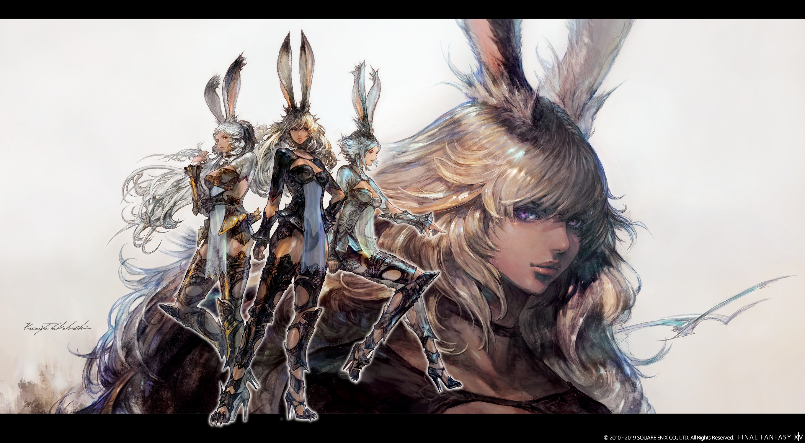 Final Fantasy XIV FanFest shows off new job, playable race, and