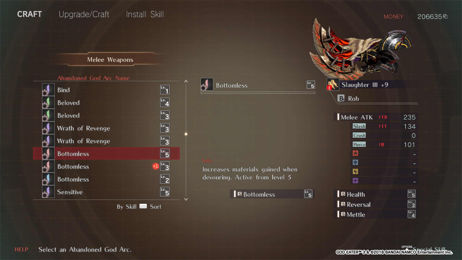 God Eater 3 Materials Guide: How to maximize your grind for