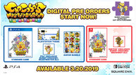 Chocobos mystery dungeon every buddy pre orders
