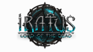 Iratus lord of the dead logo