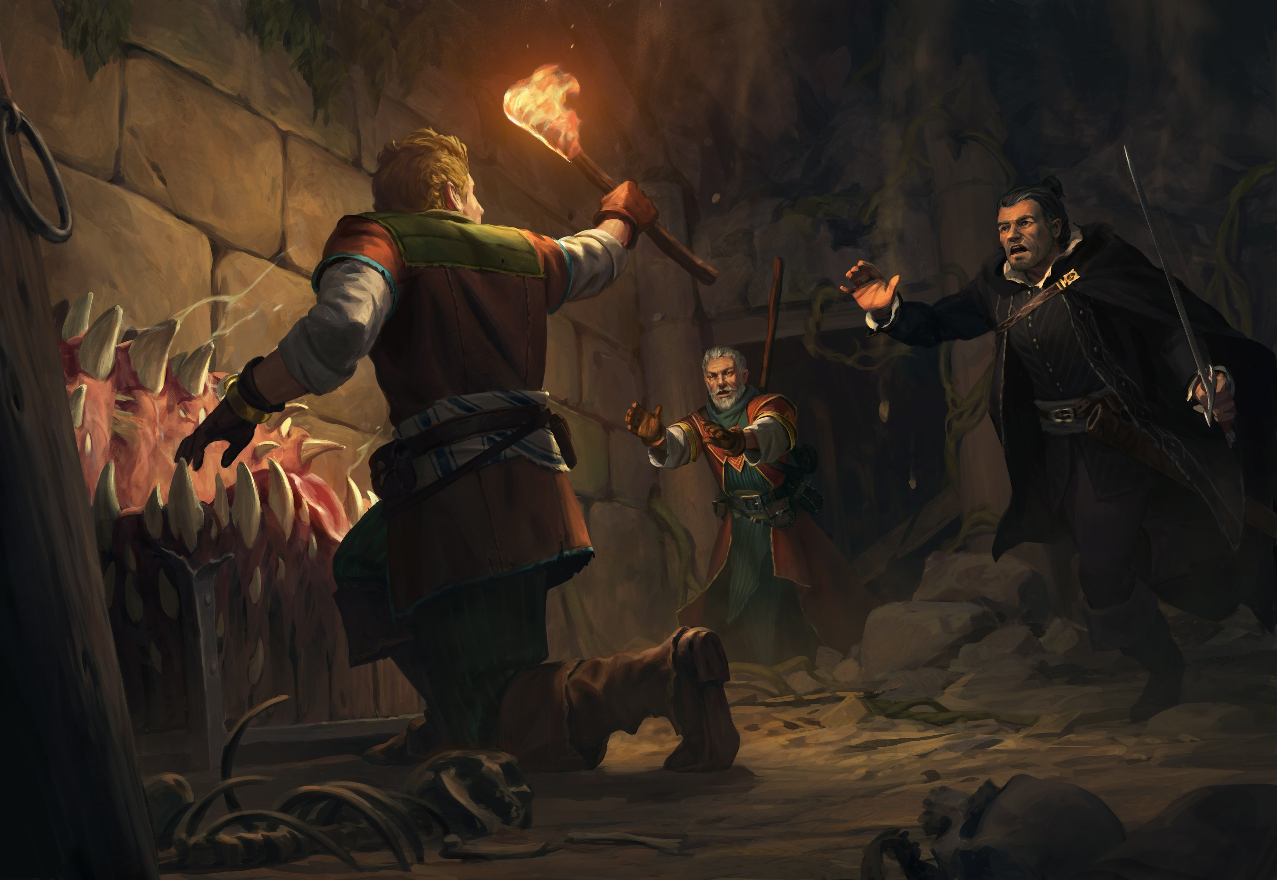 Pathfinder: Kingmaker Companions Guide - all the companions and