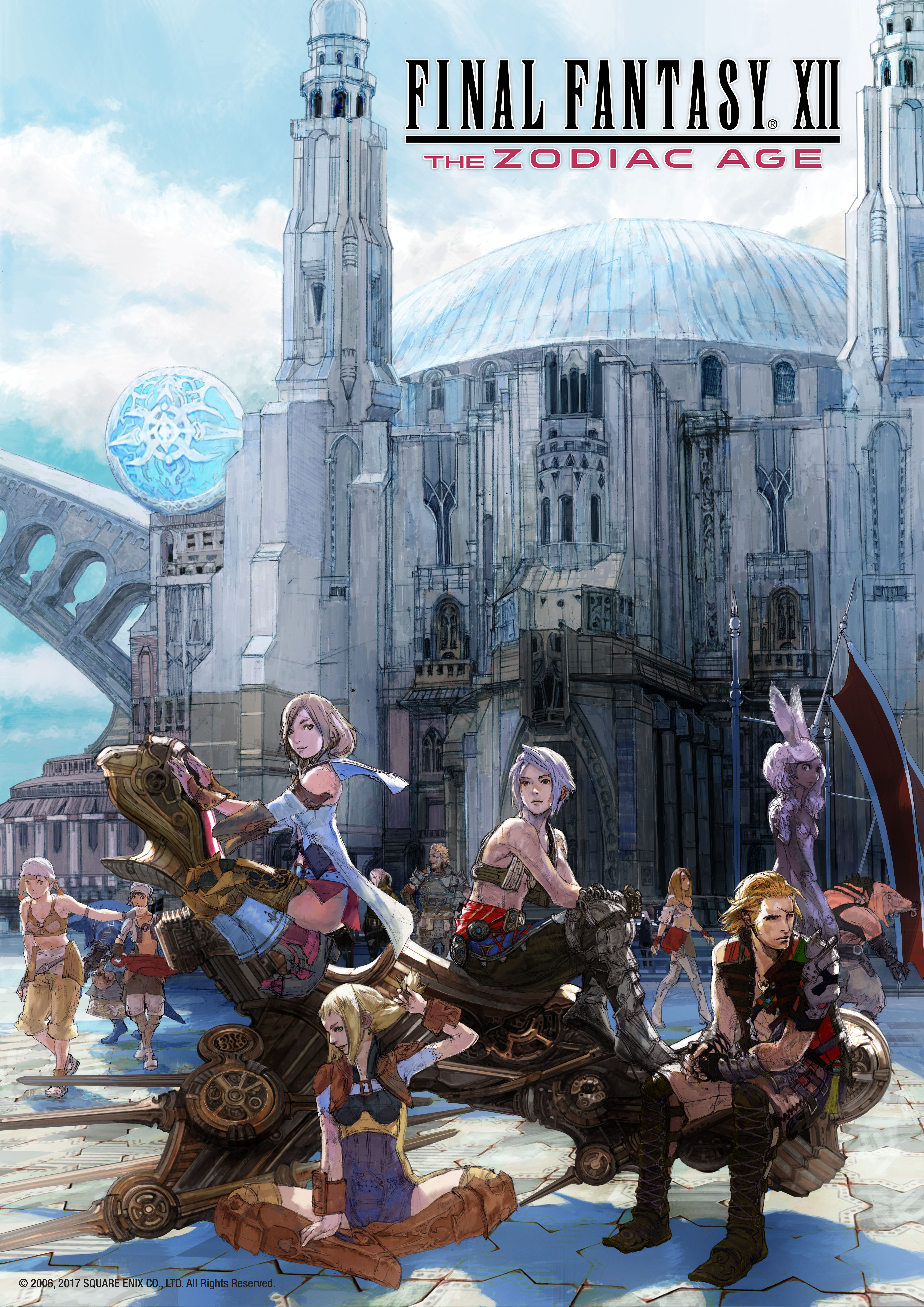 Final Fantasy XII: The Zodiac Age launches for PC on