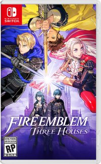 Fire emblem three houses box na