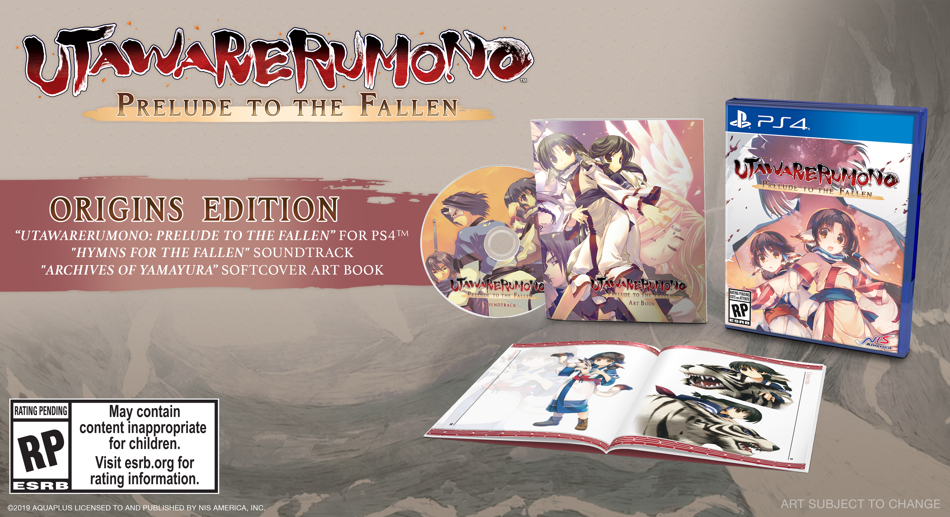29ee8e07341b NIS America to release Utawarerumono  Prelude to the Fallen to North ...