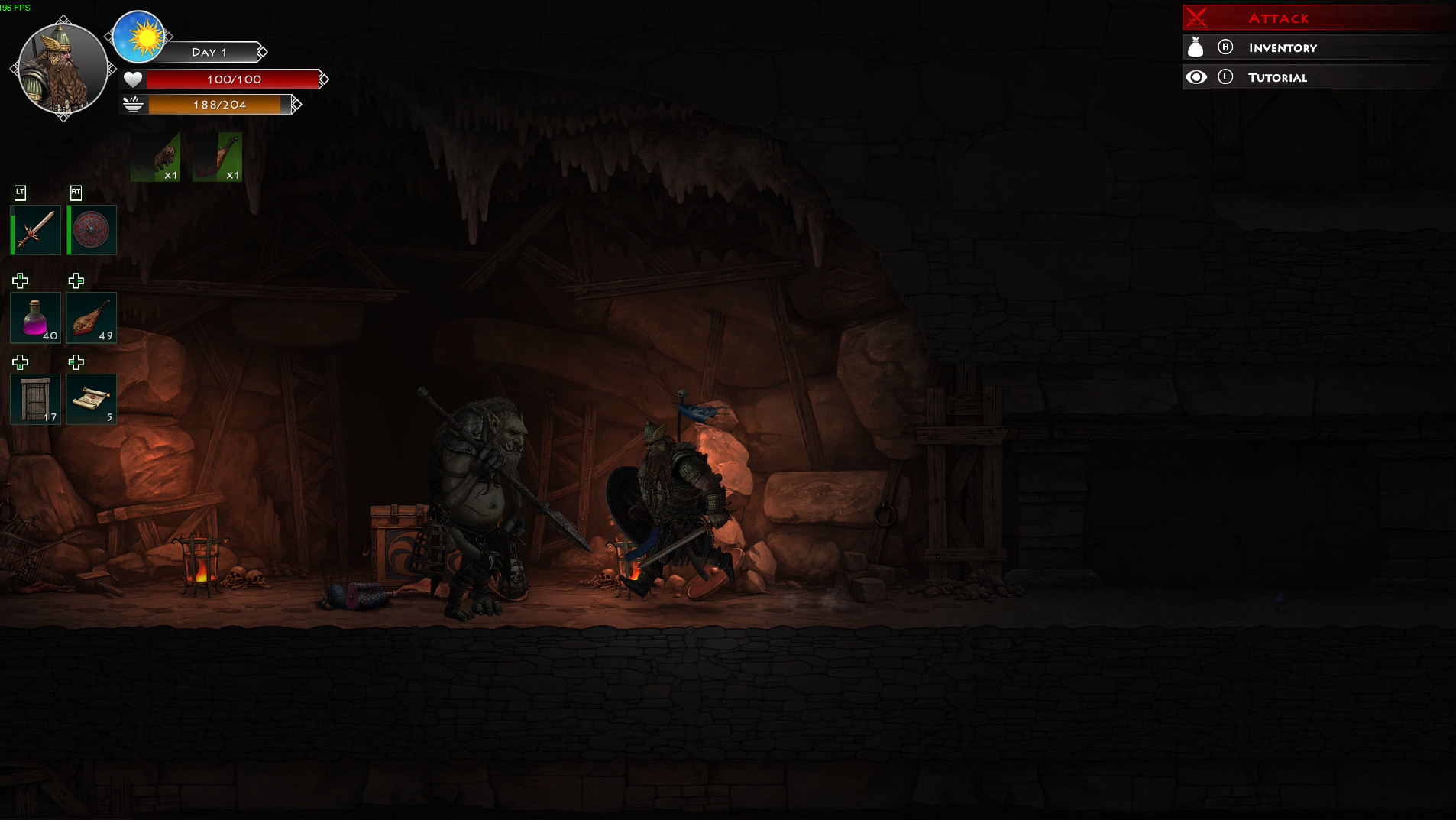 Side-scroller RPG Niffelheim to release for consoles this