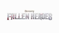 Divinity fallen heroes logo big