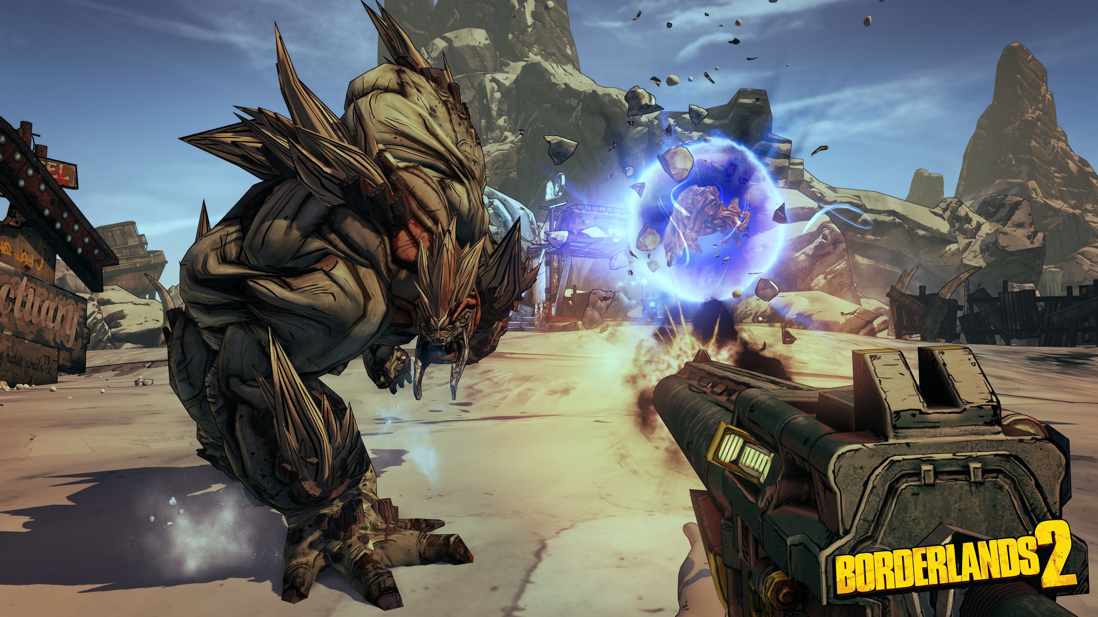 Borderlands: The Handsome Collection to receive 'Ultra HD