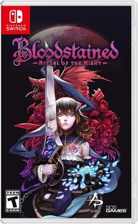 Bloodstained ritual of the night boxswitch