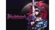 Bloodstained ritual of the night keyart