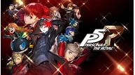 Persona 5 royal bannerart