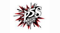 Persona 5 scramble logo
