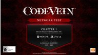 Codevein networktest
