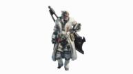Monster hunter world iceborne ex hunter armor set male