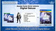 Monster hunter world iceborne deluxe
