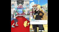 Pokemon masters capture